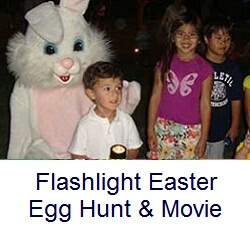 Round Rock Flashlight Easter Egg Hunt
