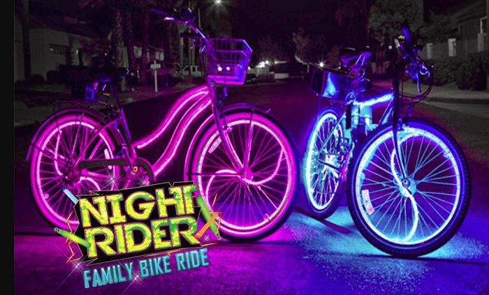 Night Rider Family Bike Ride