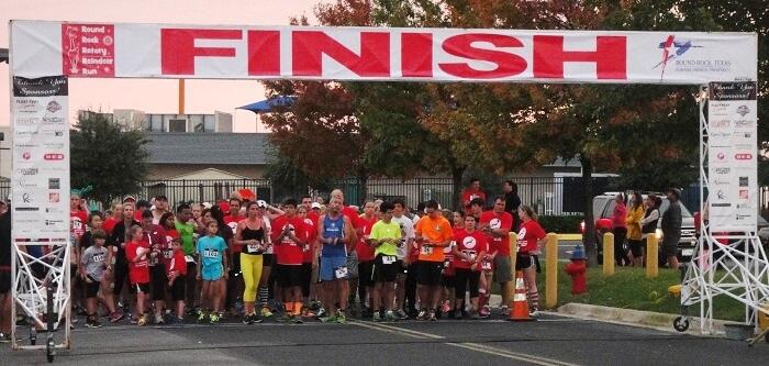 Round Rock Reindeer Run 5K