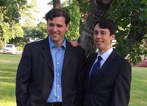 Nathan Jerkins and Ryan Crowder