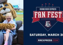 Round Rock Express Fan Fest 2019